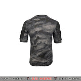 Lancer Tactical Specialist Short Sleeve Combat Shirt CA-2741LE-XS - Extra Small, A-TACS LE Shirts- ModernAirsoft.com