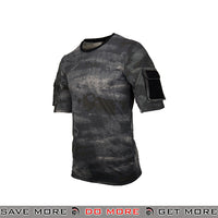 Lancer Tactical Specialist Short Sleeve Combat Shirt CA-2741LE-M - Medium, A-TACS LE Shirts- ModernAirsoft.com