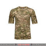 Lancer Tactical Specialist Short Sleeve Combat Shirt CA-2741MA-XS - Extra Small, Multicam Shirts- ModernAirsoft.com