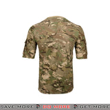 Lancer Tactical Specialist Short Sleeve Combat Shirt CA-2741MA-XL - Extra Large, Multicam Shirts- ModernAirsoft.com