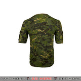 Lancer Tactical Specialist Short Sleeve Combat Shirt CA-2741MT-XXXL - XXX-Large, Multicam Tropic Shirts- ModernAirsoft.com