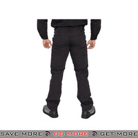 Lancer Tactical Airsoft Ripstop Outdoor Work Pants CA-2752B - Black Pants / Shorts- ModernAirsoft.com