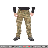 Lancer Tactical Airsoft Ripstop Outdoor Work Pants CA-2752MA - Multicam Pants / Shorts- ModernAirsoft.com