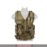 Lancer Tactical Cross Draw Vest - Tropic Vest- ModernAirsoft.com