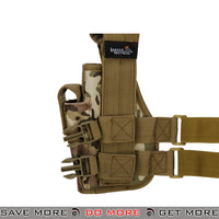 Lancer Tactical 92F Drop Leg Holster - Right Hand, Arid Holsters - Fabric- ModernAirsoft.com
