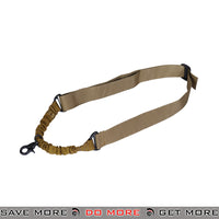 Lancer Tactical Single Point Bungee Sling - Tan Slings- ModernAirsoft.com