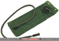 Lancer Tactical 3 Liter Hydration Bladder (OD Green) Hydration- ModernAirsoft.com