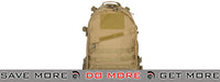 Lancer Tactical 3 Day Assault Pack - Tan Backpacks- ModernAirsoft.com