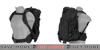 Lancer Tactical EDC Fast Pack - Black Backpacks- ModernAirsoft.com