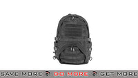Lancer Tactical Patrol Pack - Black Backpacks- ModernAirsoft.com