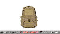 Lancer Tactical Patrol Pack - Tan Backpacks- ModernAirsoft.com