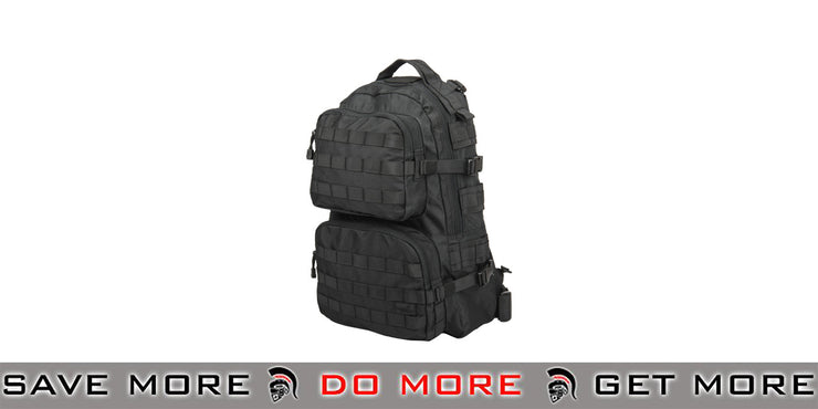 Lancer Tactical Multi Mission Operator Pack - Black - Modern Airsoft