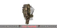 Lancer Tactical Rifle Carry Pack - Foliage Camo Backpacks- ModernAirsoft.com