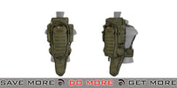 Lancer Tactical Rifle Carry Pack - OD Green Backpacks- ModernAirsoft.com