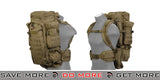 Lancer Tactical Rifle Carry Pack - Tan Backpacks- ModernAirsoft.com