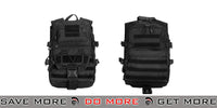 Lancer Tactical Laptop Molle Pack - Black Backpacks- ModernAirsoft.com
