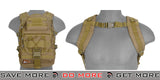 Lancer Tactical Laptop Molle Pack - Tan Backpacks- ModernAirsoft.com