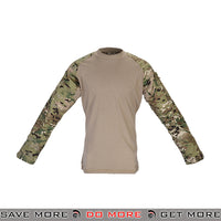 Lancer Tactical Airsoft Combat Shirt CA-364 - Multicam Shirts- ModernAirsoft.com