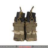 Lancer Tactical Quad Bungee MOLLE M4 / M16 Magazine Shingle - Arid Ammo Pouches- ModernAirsoft.com