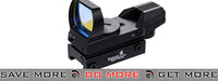 Lancer Tactical 4 Reticle Red Dot Reflex Sight Red Dot Sights- ModernAirsoft.com
