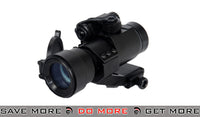 Lancer Tactical Red & Green Dot Scope w/ Cantilever Mount Red Dot Sights- ModernAirsoft.com