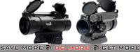 Lancer Tactical COMP4 Style Red & Green Dot Sight Red Dot Sights- ModernAirsoft.com
