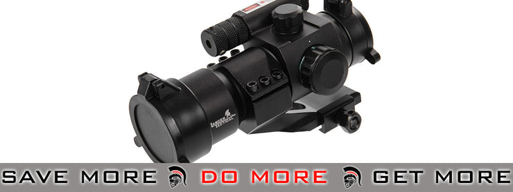 Lancer Tactical Red & Green Dot Sight w/ Red Laser Red Dot Sights- ModernAirsoft.com