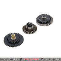 Lancer Tactical 300:100 High Torque Reinforced Steel Straight Cut V2 V3 V6 Gear Set Gears- ModernAirsoft.com