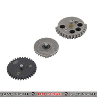Lancer Tactical Reinforced Steel Straight Cut V7 M14 Gear Set Gears- ModernAirsoft.com