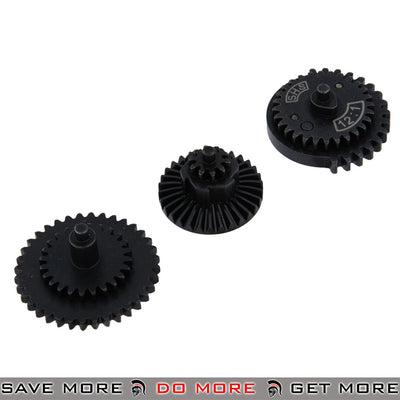 Lancer Tactical 12:1 High Speed Reinforced Steel Straight Cut V2 V3 V6 Gear Set Gears- ModernAirsoft.com