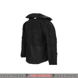 Lancer Tactical Hooded Soft Shell Jacket CA-783BM - Black, Medium Jackets / Sweaters / Hoodies- ModernAirsoft.com