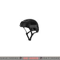 Emerson Airsoft Bump Helmet (PJ Type / Advanced / Black) Head - Helmets- ModernAirsoft.com
