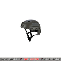 Emerson Airsoft Bump Helmet (PJ Type / Advanced / Foliage Green) Head - Helmets- ModernAirsoft.com