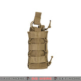 Lancer Tactical Modular Expanding Taco Radio Water Bottle Pouch CA-881T - Tan Others / Pouch Accessories- ModernAirsoft.com