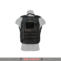 Lancer Tactical MOLLE Scout Recon Pack CA-L113MB - Multicam Black Backpacks- ModernAirsoft.com