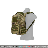 Lancer Tactical MOLLE Scout Recon Pack CA-L113ME - Mandrake Backpacks- ModernAirsoft.com
