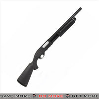 Classic Army CA870 Spring Powered Police Shotgun [ CA-S012P ] - Black