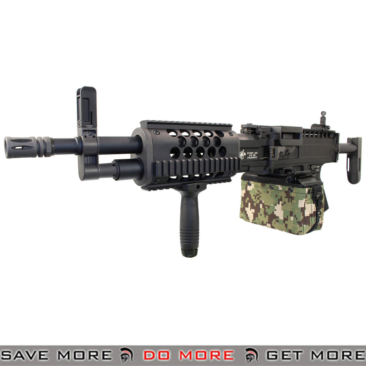 Knight's Armament Full Metal Licensed Stoner 96 LMG Airsoft AEG