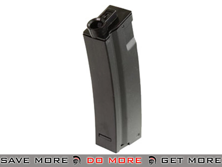 Matrix Short Type 65 Round Midcap Magazine for MP5 Series Airsoft AEG Electric Gun Magazine- ModernAirsoft.com
