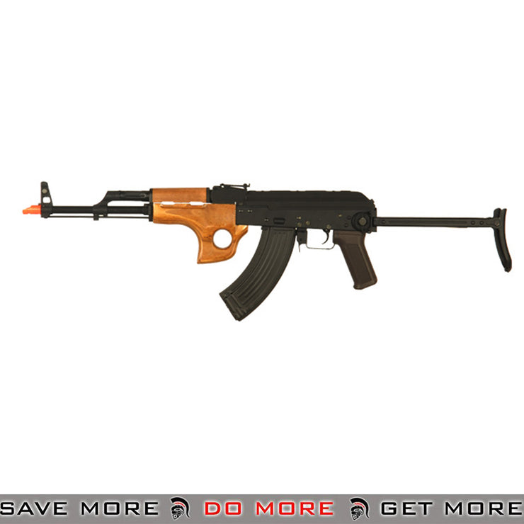 CYMA Full Metal AK47-SU AEG Rifle with Folding Stock
