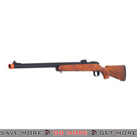 CYMA VSR-10 Spring Powered Bolt Action Airsoft Sniper Rifle CM701A - Wood M700 / M24 / M28 / M40 / VSR-10- ModernAirsoft.com