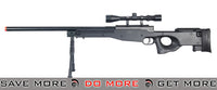 WELL L96 AWP Bolt Action Rifle w/ Bipod & Scope Bolt Action Sniper Rifle- ModernAirsoft.com