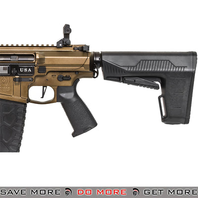 Classic Army DT4 Double Barrel M4 Airsoft AEG Rifle Bronze