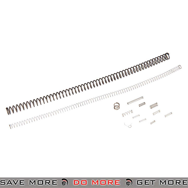 VSR-10 Full Set Airsoft Springs For VSR-10 Airsoft Rifle-ModernAirsoft