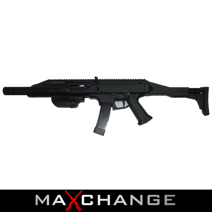MaxChange Used/Upgraded ASG CZ SCORPION EVO 3 A1 BET AIRSOFT AEG CARBINE