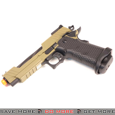 JAG Arms GMX 5.1 Hi-Capa Series Airsoft Gas Blow Back Pistol