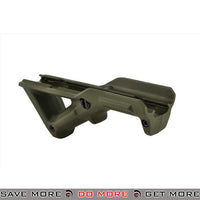 Magpul AFG Picatinny Rail RAS RIS Angled Foregrip DSG-MAG411OD - OD Green Pistol Grips, Fore Grips- ModernAirsoft.com