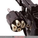 ASG Dan Wesson CO2 2.5 High Power Airsoft 6mm Magnum Gas Revolver (Black)