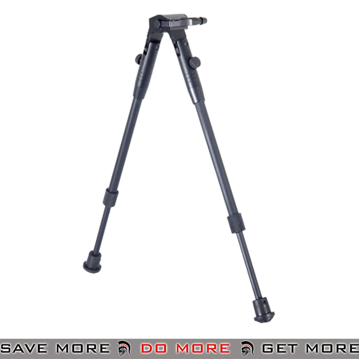 Double Eagle Long Airsoft Bipod Harris Mount - LA24
