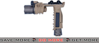 Element M910A Vertical Foregrip Weapon light - Black flashlight- ModernAirsoft.com